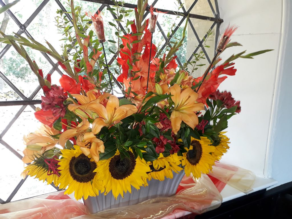 Little Longstone Flower Festival